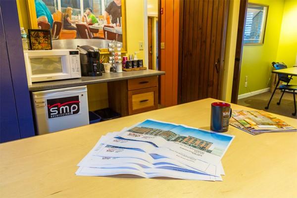 SMP Architecture - Kitchen