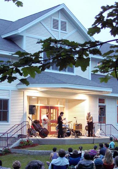 SMP Architecture - Concord Community Music School