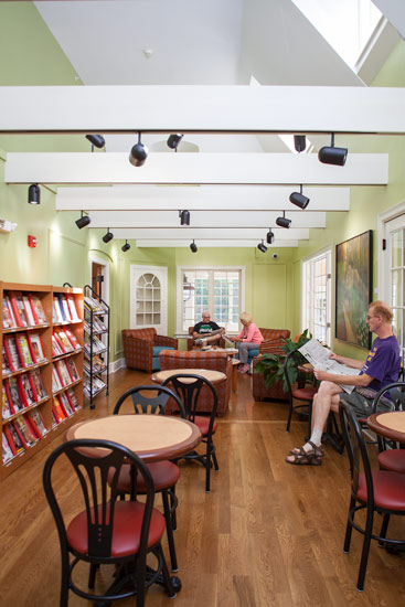 SMP Architecture - Durham Public Library