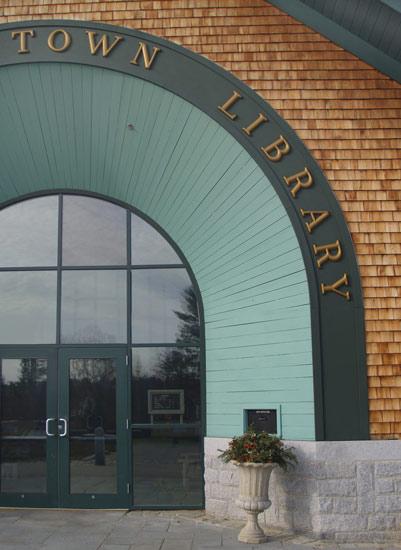 SMP Architecture - Hopkinton Public Library
