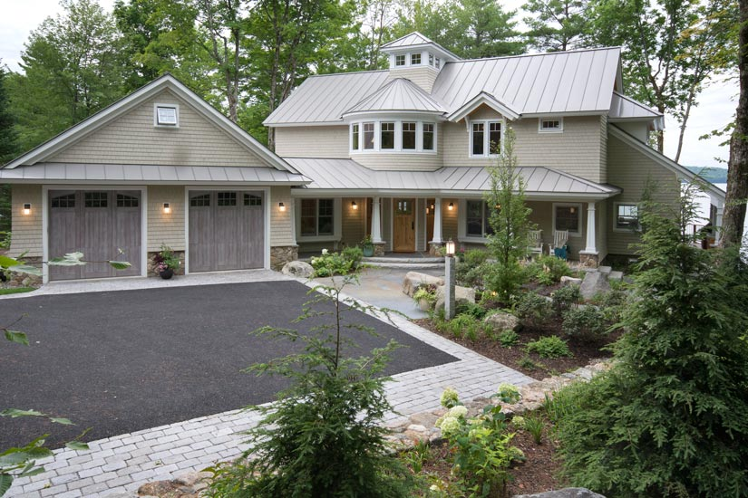 SMP Architecture - Private Residence - Lake Sunapee